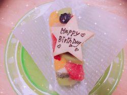 お誕生日♪♪
